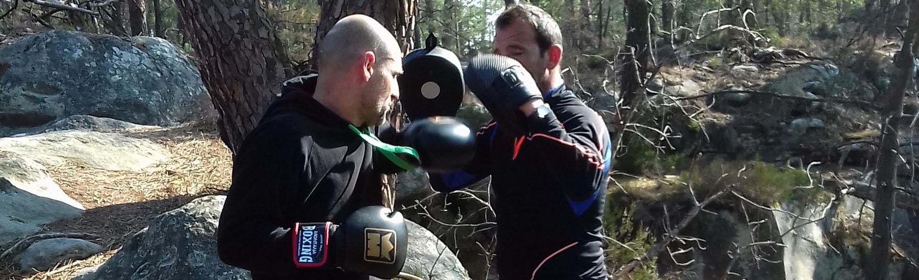 Cours de boxe à votre niveau