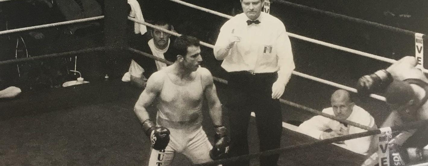 David Tuquet, coach sportif et entraîneur de boxe