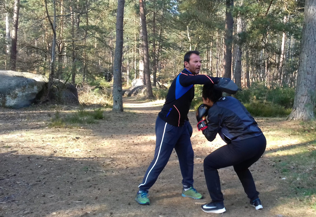 Coach sportif, boxe à Fontainebleau
